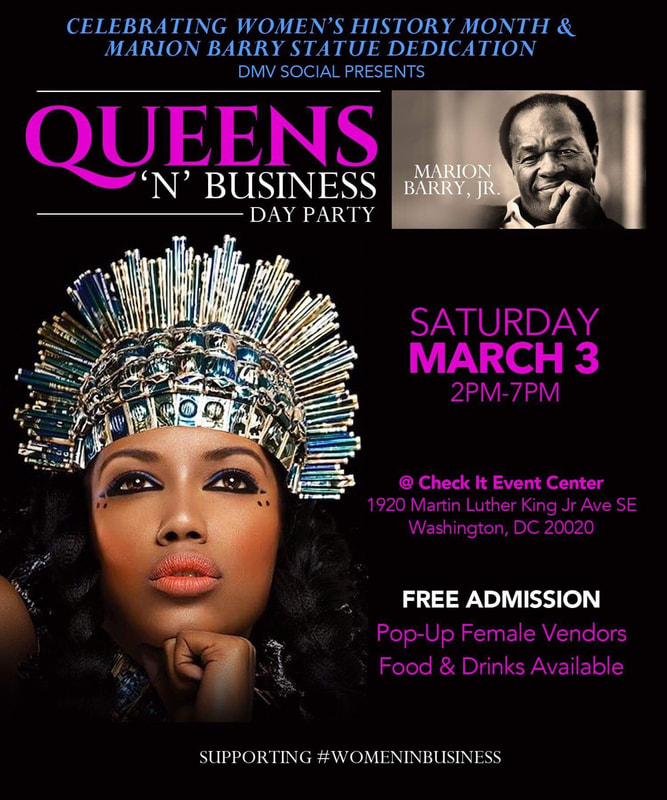Queens 'N' Business Day Party